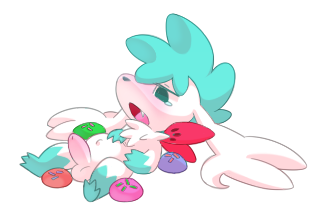 sky to shaymin form get how Scp-2999-a