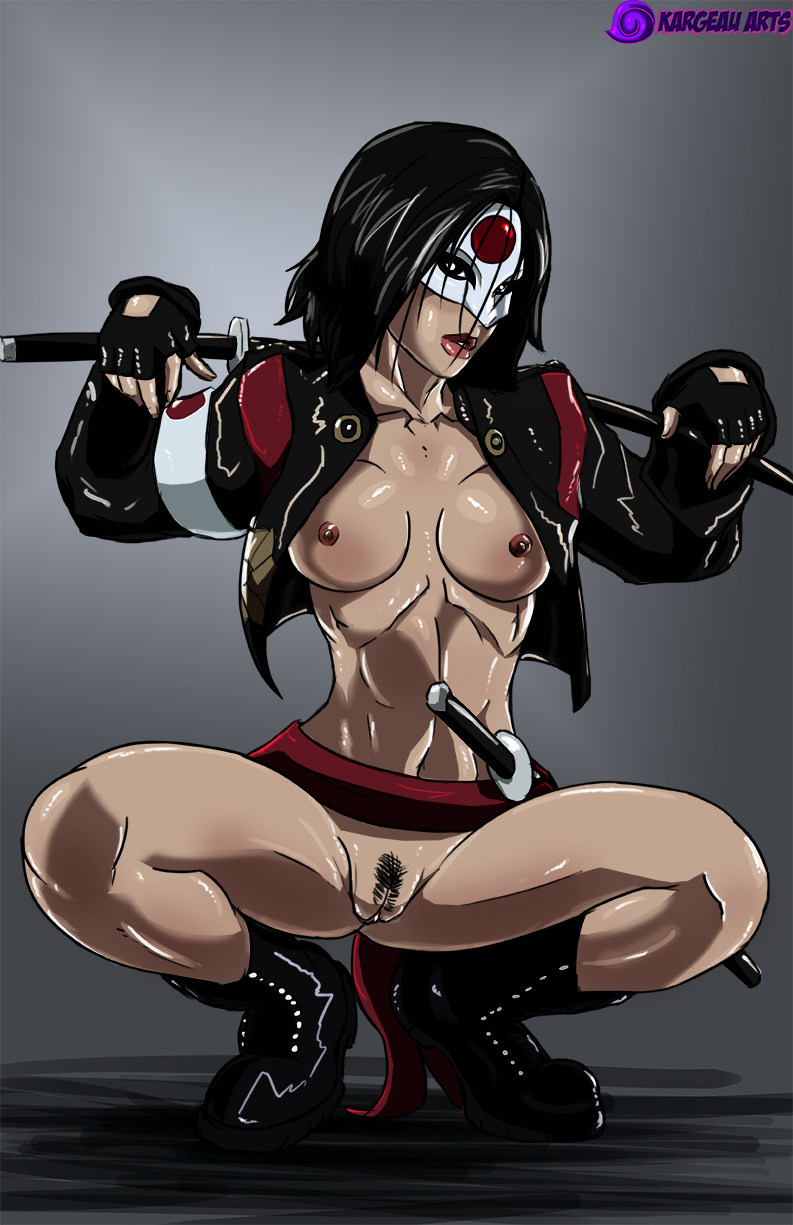 suicide pay to nude squad knockout hell X-23 marvel vs capcom 3
