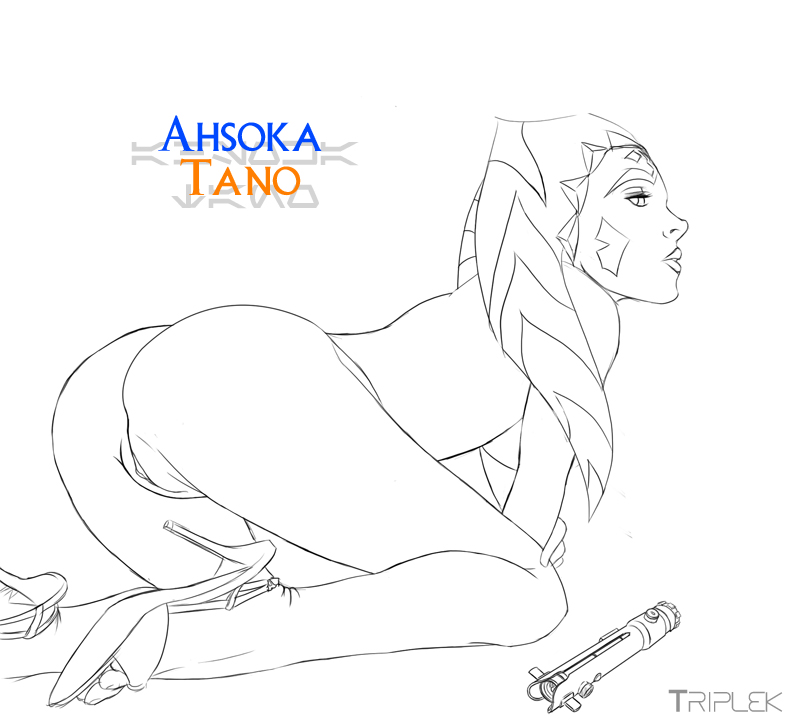barriss and tano kiss offee ahsoka Fairly odd parents porn pictures