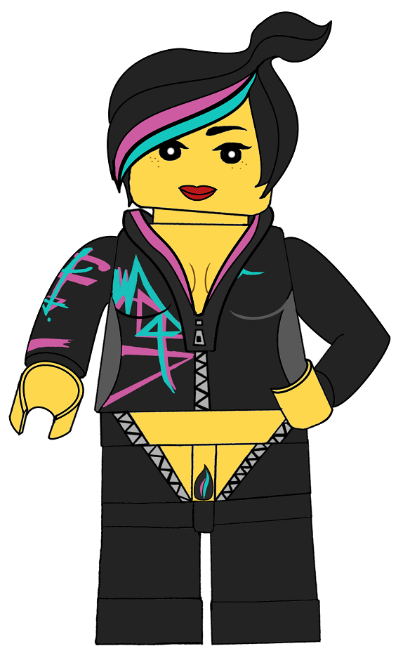 wildstyle lego the movie from Lobotomy corporation knight of despair