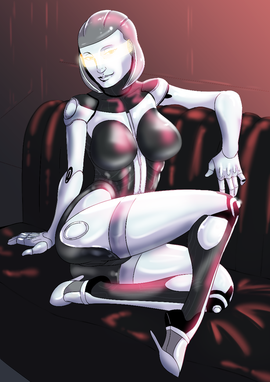 porn effect female mass turian Dark messiah of might and magic nudity