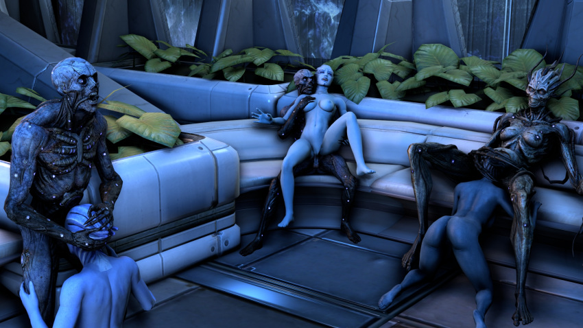 mass effect porn gif andromeda Spooky house of jumpscares hentai