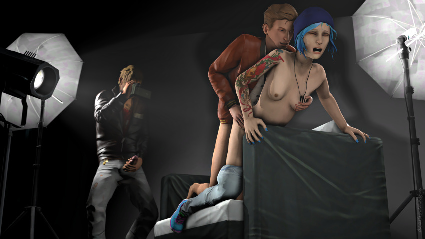 strange is porn rape life Girl shrinks out of clothes