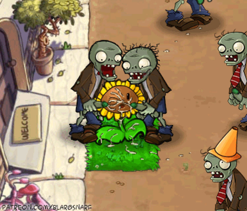 vs 2 plants warp zombies thyme Kelly trials in tainted space