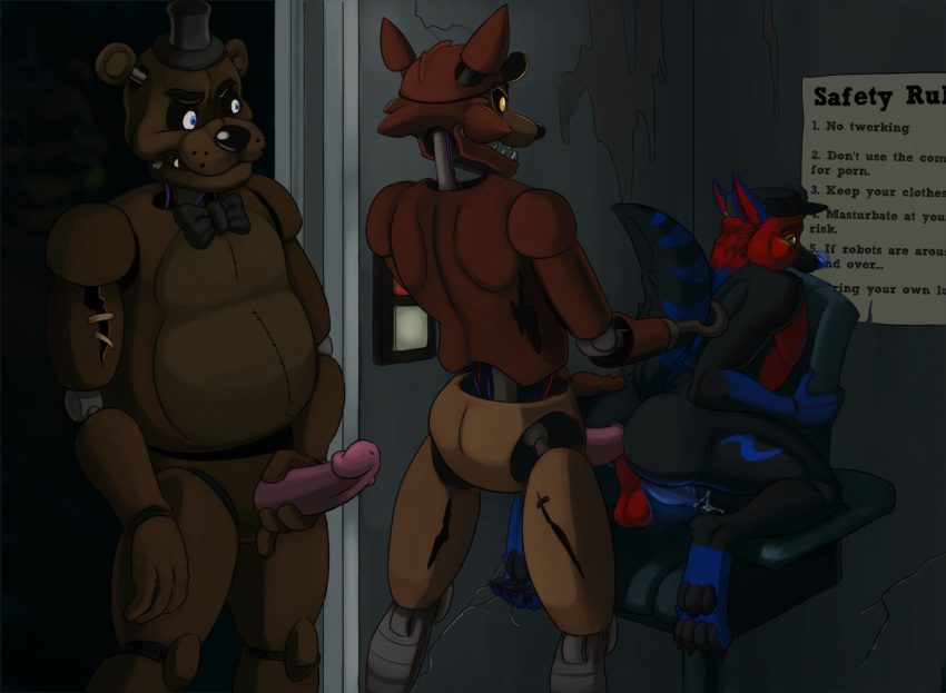 five freddy sex at nights Animal crossing new leaf hentai