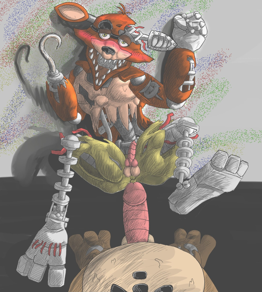 and fnaf sex foxy mangle What is eileen regular show